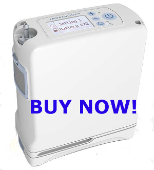 Portable Oxygen Concentrator Inogen One G4 on premium price