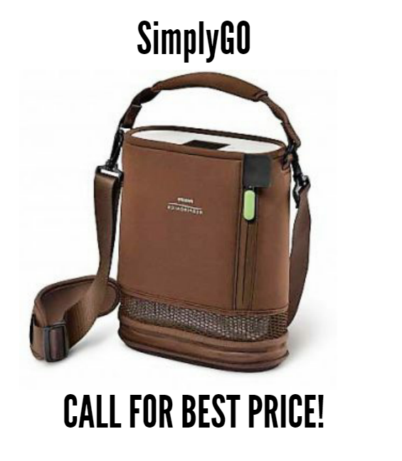 Portable Oxygen Concentrator SimplyGO