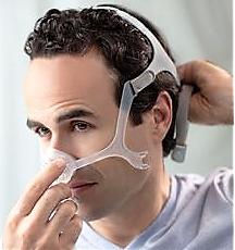 WISP CPAP Mask