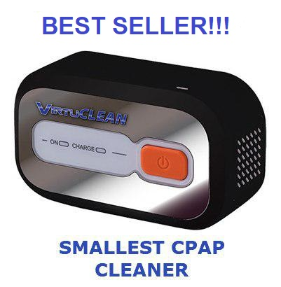 Virtuclean Smallest CPAP Cleaner