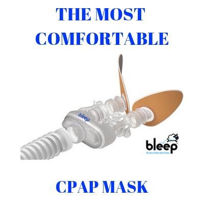 DreamPort The Most Comfortable CPAP Mask