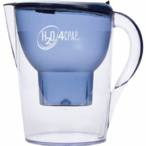 CPAP Distilled Water Filtering System