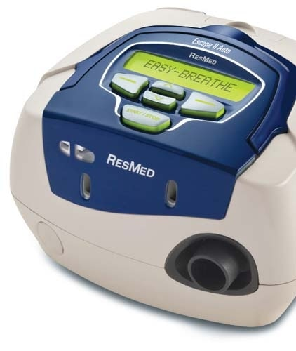 ResMed Escape II Auto CPAP