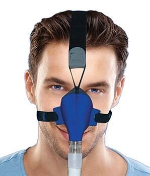 SleepWeaver Cloth CPAP Mask