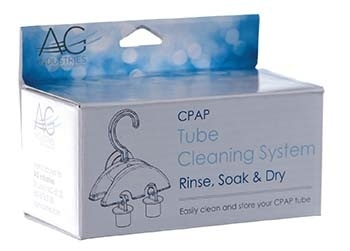 CPAP Tube Cleaner and Hanger