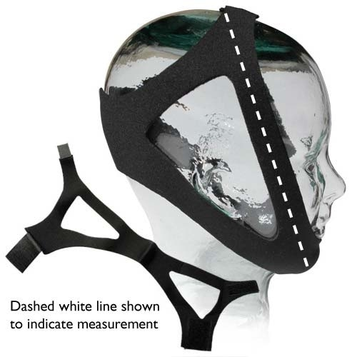 Adjustable Neoprene Chinstrap