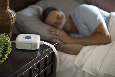 DreamStation Go Auto CPAP Machine
