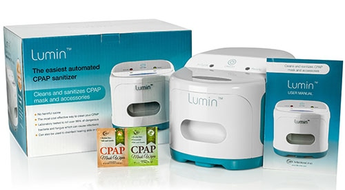 Lumin CPAP Mask Cleaner