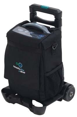 Oxus Portable Oxygen Concentrator Sleeprestfully Drive Medical