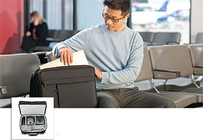CPAP Travel Briefcase