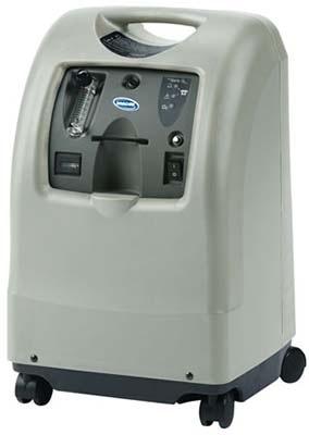 invacare oxygen machine