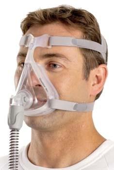 buy online 4f101 86fd9 Quattro Air Full Face CPAP Mask