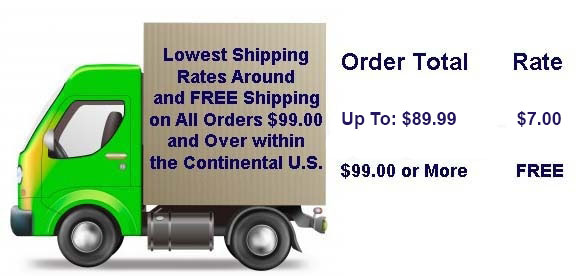 Free Shipping from SleepRestfully.com