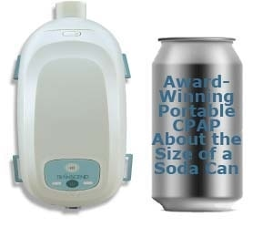 battery operated cpap machine