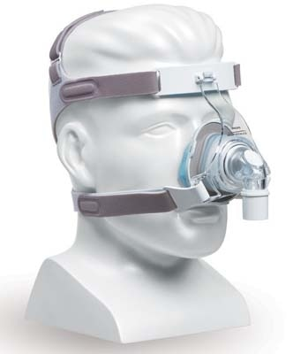 Philips Respironics TrueBlue Gel Nasal CPAP Mask