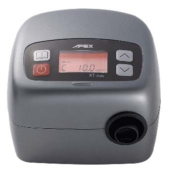 XT Auto CPAP Machine from Apex Medical