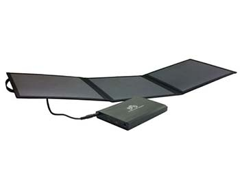 SunPower Solar Panel for CPAP Battery