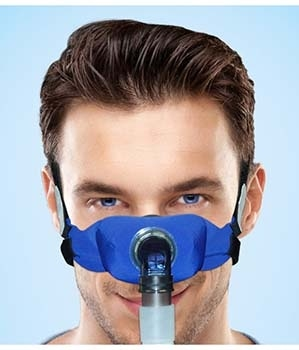 SleepWeaver Elan Cloth Nasal CPAP Mask