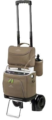 SimplyGo Portable Oxygen Concentrator Complete Set-Up