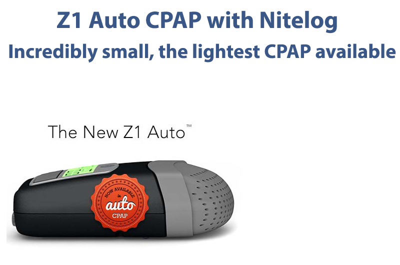 Z1 Auto Travel CPAP