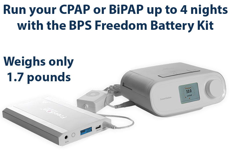 C-100 CPAP Battery