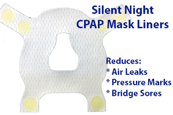 Silent Night Mask Liners
