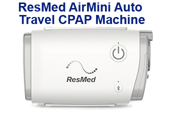 ResMed AirMini Travel Auto CPAP Machine