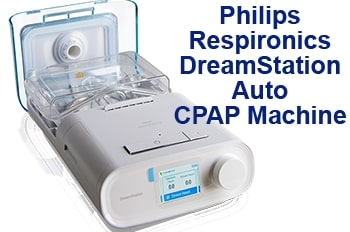 DreamStation CPAP Machine