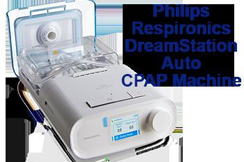 DreamStation Auto CPAP | Philips Respironics | SleepRestfully