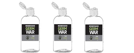 Germ War Hand Sanitizer