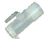 Oxygen Enrichment Connector 22mm O.D. x 22mm I.D.
