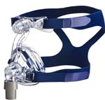 Mirage Activa LT Nasal Mask with Breath O Prene Headgear