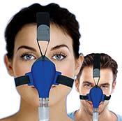 SleepWeaver Advance Nasal CPAP Mask with Zzzephyr Seal