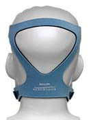Comfort Series Light Blue Premium Headgear