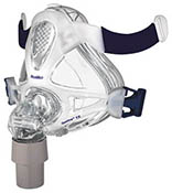 Quattro FX Full Face Mask Frame System No Headgear