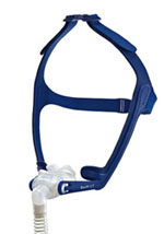 Swift� LT Nasal Pillow with Breath-O-Prene Headgear