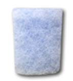 Blue & White, Hypo Filter for ResMed S8 (3 pack)