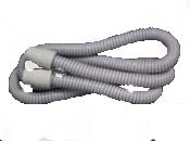 CPAP 22mm Tubing with Rubber Cuffs