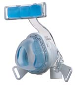 Respironics TrueBlue Gel Nasal Mask