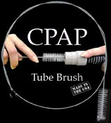 CPAP Tube Brush
