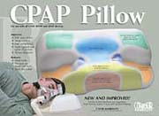 CPAP Multi-Mask Pillow
