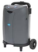 SeQual eQuinox Transportable Oxygen Concentrator