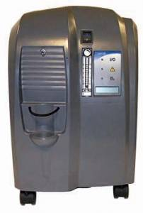 Companion 5 Compact Stationary Oxygen Concentrator