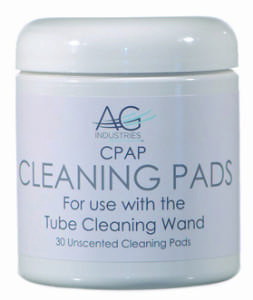 Cleaning Pads for Tube Cleaning Wand