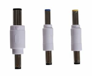 Adapter Tip Set for Freedom and c 100 CPAP Battery