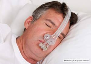 TAP PAP Nasal Pillow Mask