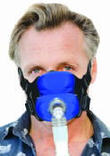 SleepWeaver Anew Full Face Cloth CPAP Mask