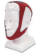 Puresom Adjustable Ruby CPAP Chin Strap