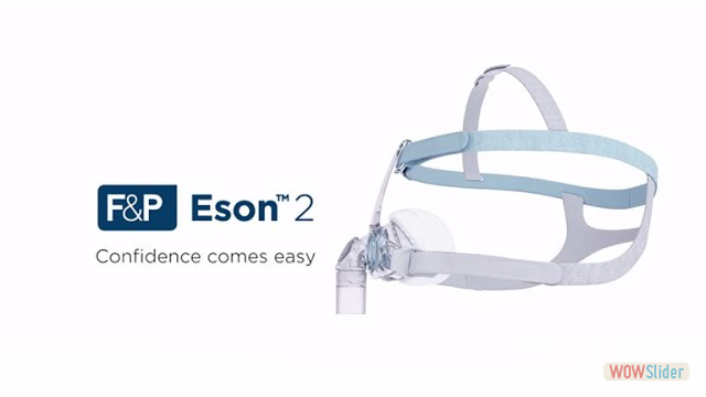Introducing the F&P Eson™ 2 Nasal Mask